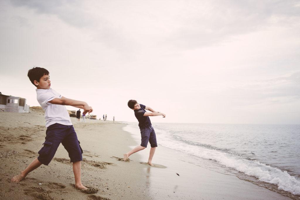 Phosphenes photography photographe famille perpignan canet plage