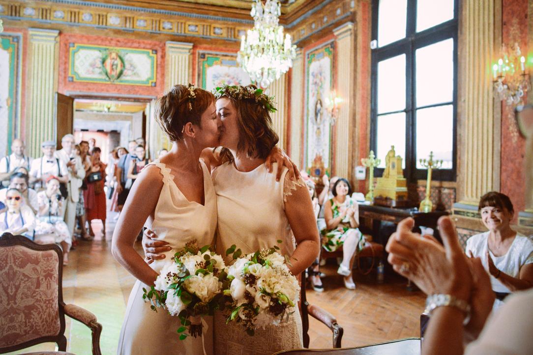 photographe mariage lesbien perpignan